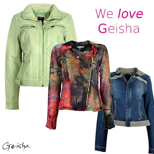 Geisha dameskleding